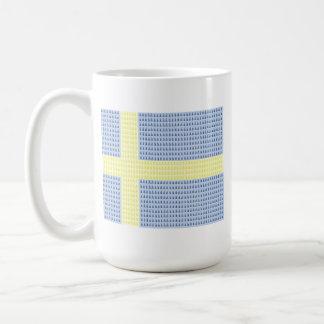 Å för svenskflaggaw + utfyllnadsgods - mugg
