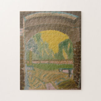 A långt till den kungliga trädgården jigsaw puzzles