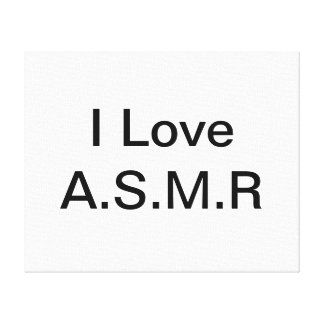 A.S.M.R CANVASTRYCK