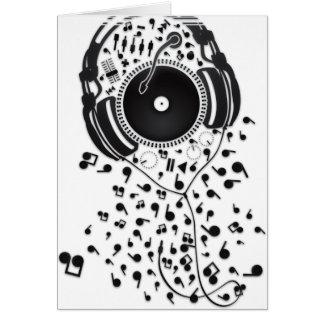 A_Thousand_Sounds Hälsningskort