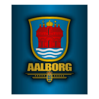 Aalborg Poster