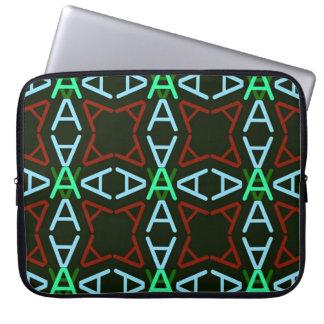 AaParade Earthlights Laptop Sleeve
