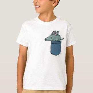 Aardvark AB i en fick- skjorta Tee Shirts