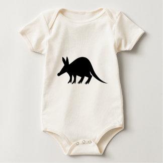 Aardvark Bodies För Bebisar