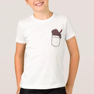Aardvark DK i en fick- skjorta T Shirt
