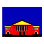 Aarhus teater vykort