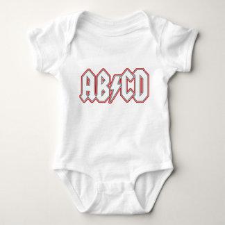 AB/CD TEE SHIRTS