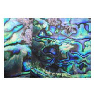 Abalonepauasnäckan specificerar bordstablett