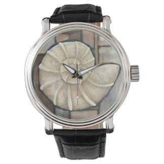 Abalonesnäcka Armbandsur