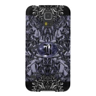 Abashamfrey Lia elegantMonogram Galaxy S5 Fodral
