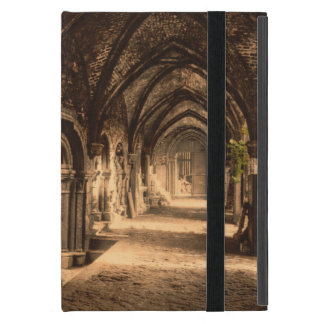 AbbeyCloister för St Bavon, Ghent, Belgien iPad Mini Skal
