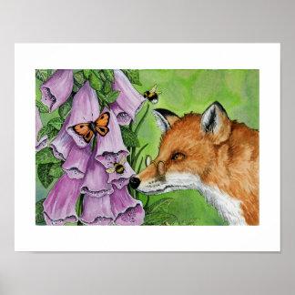 Abcs tryck - Fitzgerald räv i foxgloves.na