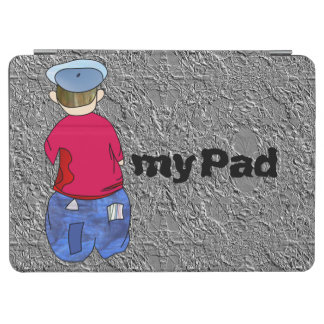 Abe R klottermyPad iPad Air Skydd