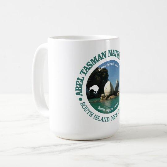 Abel Tasman NP Kaffemugg