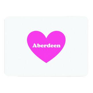 Aberdeen 12,7 X 17,8 Cm Inbjudningskort