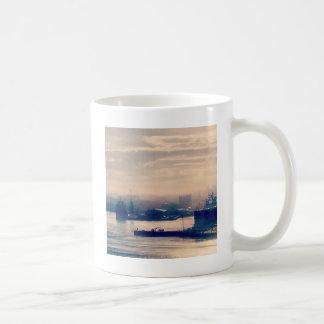 Aberdeen hamn kaffemugg