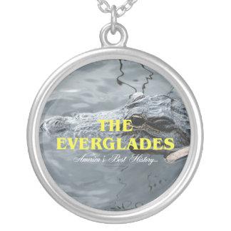 ABH-Everglades Silverpläterat Halsband