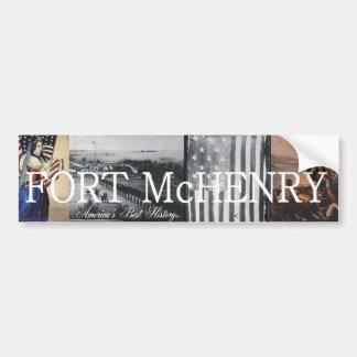 ABH-fort McHenry Bildekaler