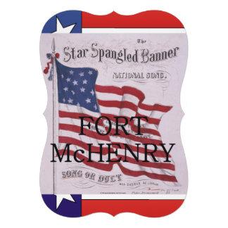 ABH-fort McHenry Inbjudningar