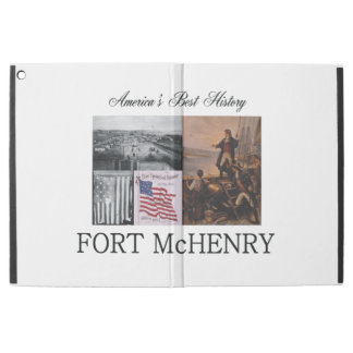 "ABH-fort McHenry iPad Pro 12.9"" Skal"