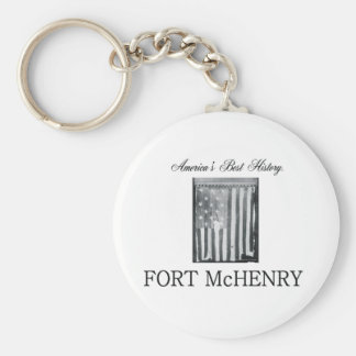 ABH-fort McHenry Nyckel Ring