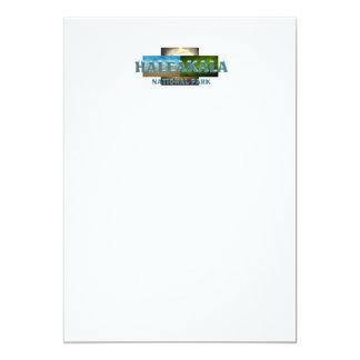 ABH Haleakala 12,7 X 17,8 Cm Inbjudningskort