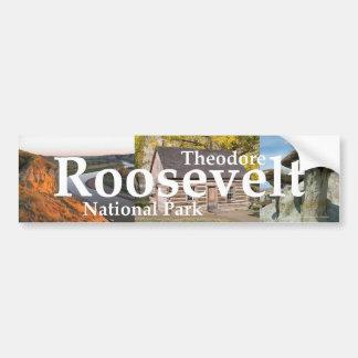 ABH Theodore Roosevelt NP Bildekal