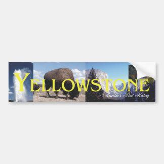 ABH Yellowstone Bildekal
