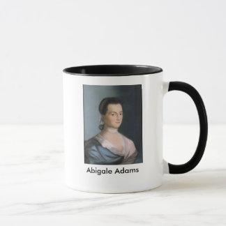 Abigail Adams Mugg