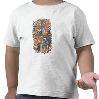 Abimelech och Samson Tee Shirt