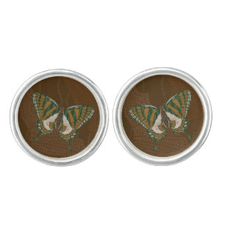 Aboriginal Swallowtail Cufflinks