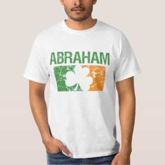 Abraham efternamn t-shirts