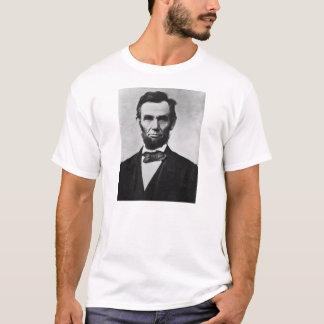 Abraham Lincoln porträttT-tröja Tröja