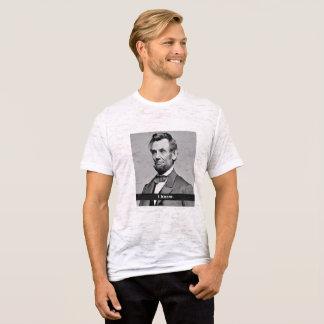 Abraham Lincoln T-tröja Tshirts