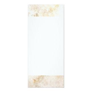 [ABS-BEI-1] Beige marmorstänk 10,2 X 23,5 Cm Inbjudningskort