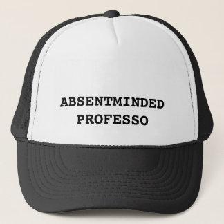 Absentminded professorhatt keps