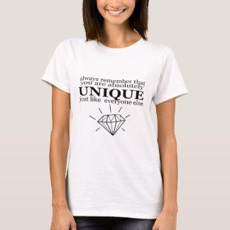 absolut unikt tee shirts