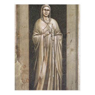 Absolutism vid Giotto Vykort