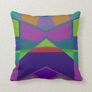Abstrakt #547 dekorativ kudde