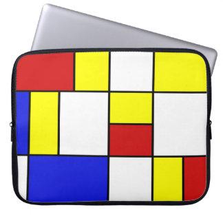 Abstrakt #756 laptop fodral
