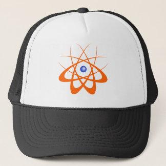 Abstrakt Atombaseballmössa Keps