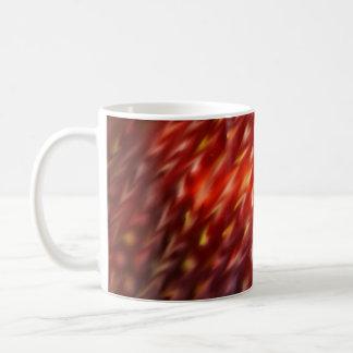 Abstrakt Blurmönstermugg Kaffemugg