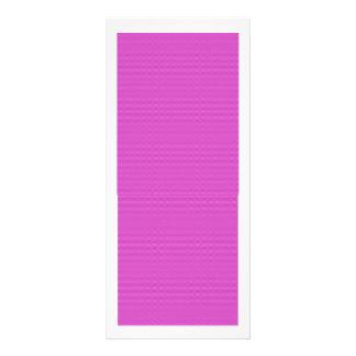 Abstrakt bokmärkekuggekort rackkort med full färg