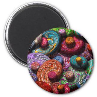 Abstrakt - bönor magnet
