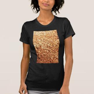 Abstrakt bubblar bakgrundsdesign tee shirts