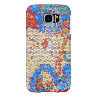 Abstrakt Citiz Samsung Galaxy S6 Fodral