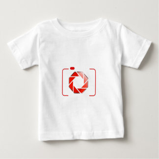 Abstrakt Digital kamera T-shirt