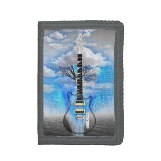 Abstrakt elektrisk gitarr