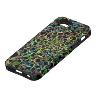Abstrakt färgrikt bubblar mönster - fodral för iPh iPhone 5 Case-Mate Skydd