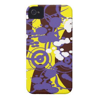 abstrakt Fodral-Kompis fodral iPhone 4 Cases